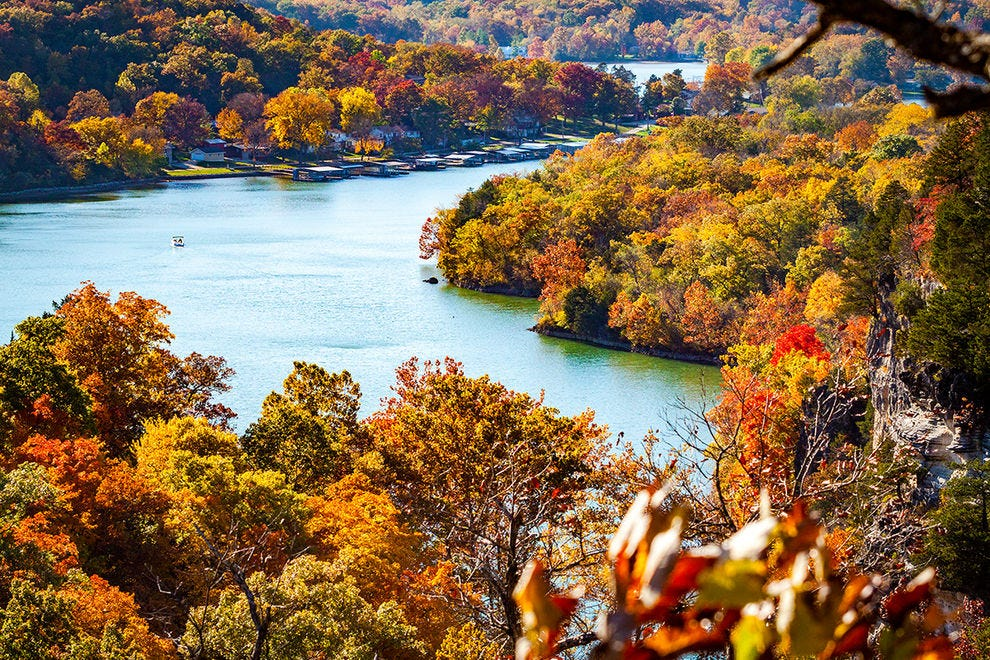 Best Destination for Fall Foliage Winners: 2018 10Best