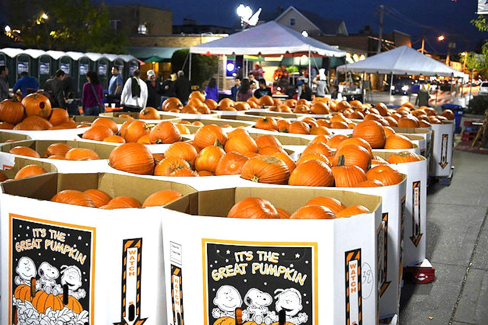 The Great Highwood Pumpkin Fest
