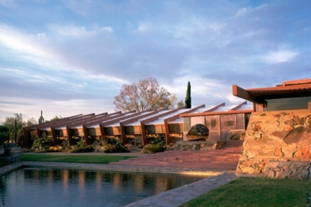 Restaurants Near Taliesin West Scottsdale Arizona