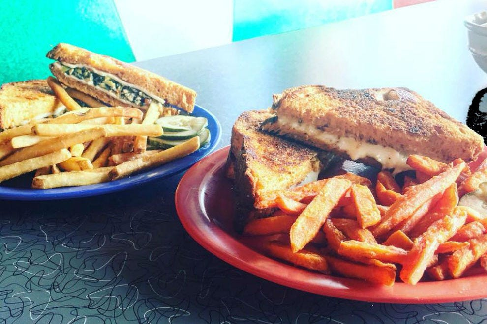 These Are Some Of The Best Places For Grilled Cheese In All 50