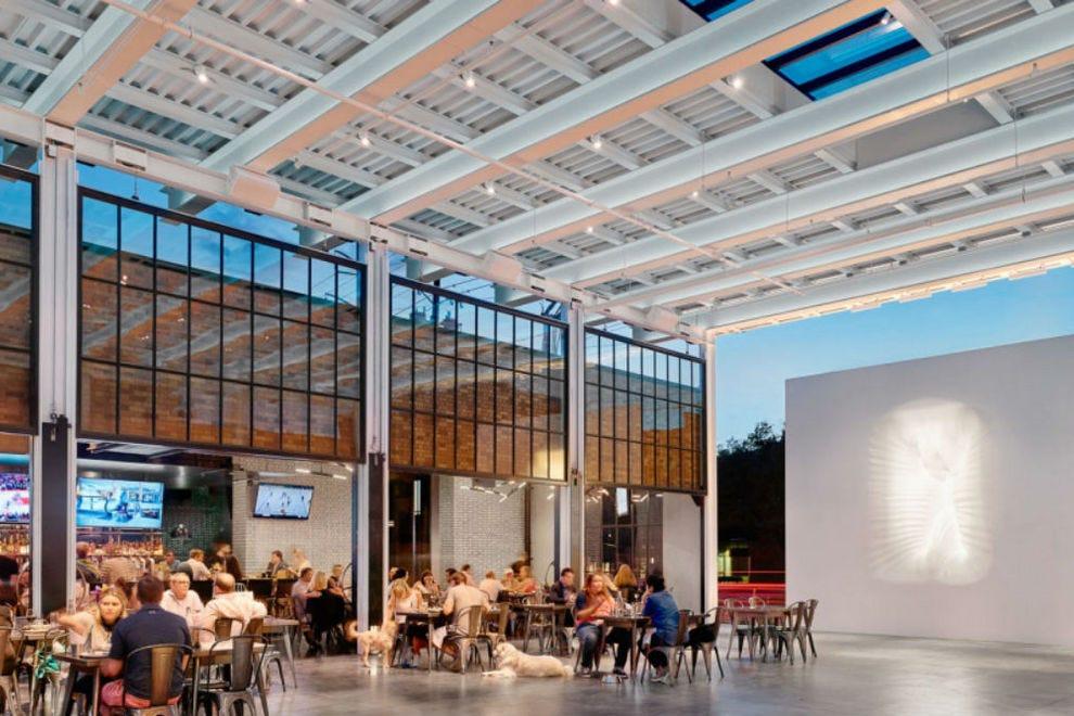 Dallas Design District S Best Restaurants Restaurants In Dallas