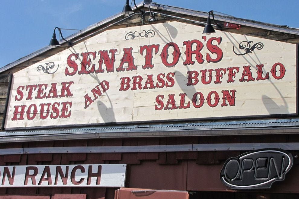 The Senator's Steakhouse