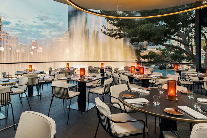 Las Vegas Restaurants On The Strip