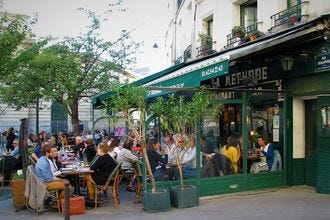 Good News: Two Hour Lunches Are Still Tres Parisian