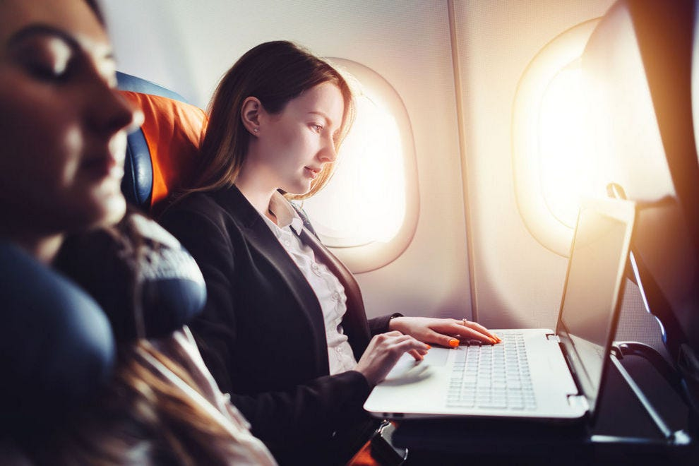 Those who travel frequently for business will appreciate these handy gifts