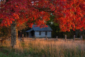 Some of the most beautiful places to see fall foliage in the South