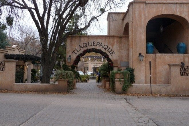 René at Tlaquepaque