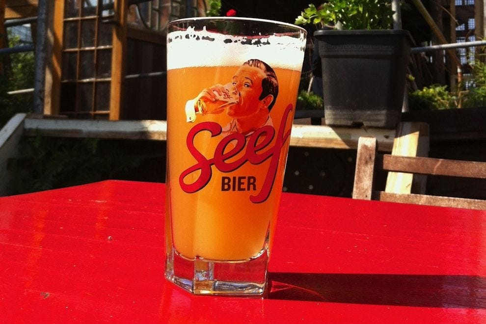 Pint of Seefbier