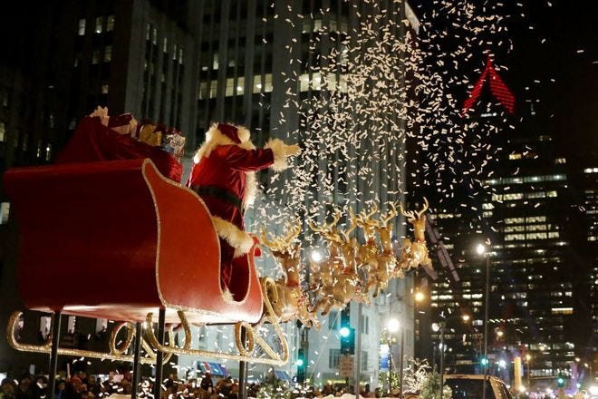 Holiday Attractions: Attractions in Chicago