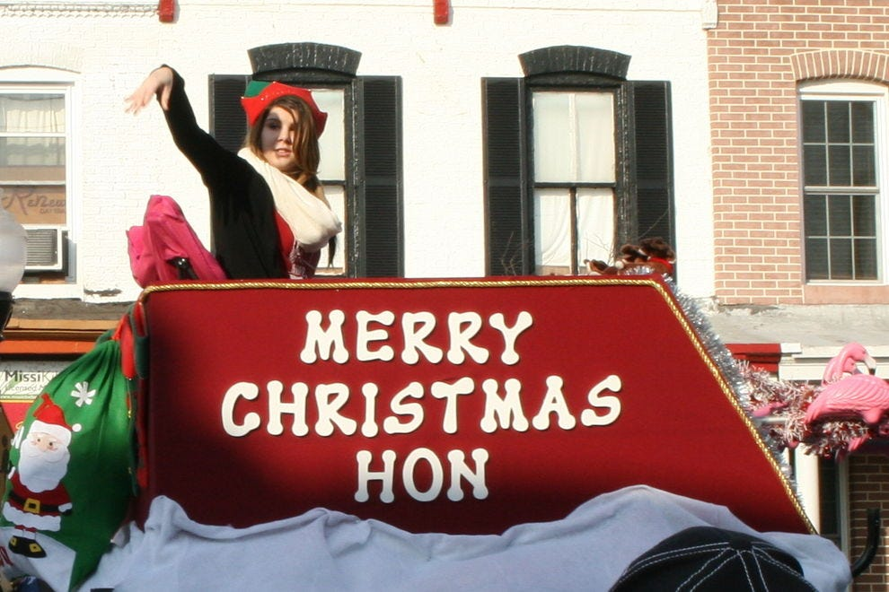 Best Holiday Parade Winners (2018