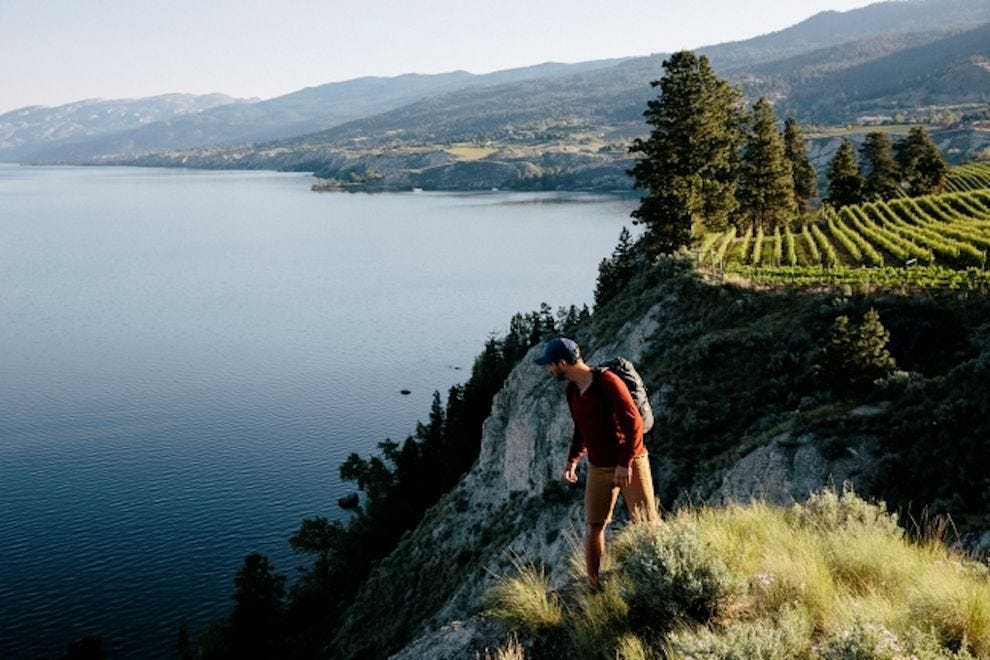 Soak up views and culture in Canada's Thompson Okanagan