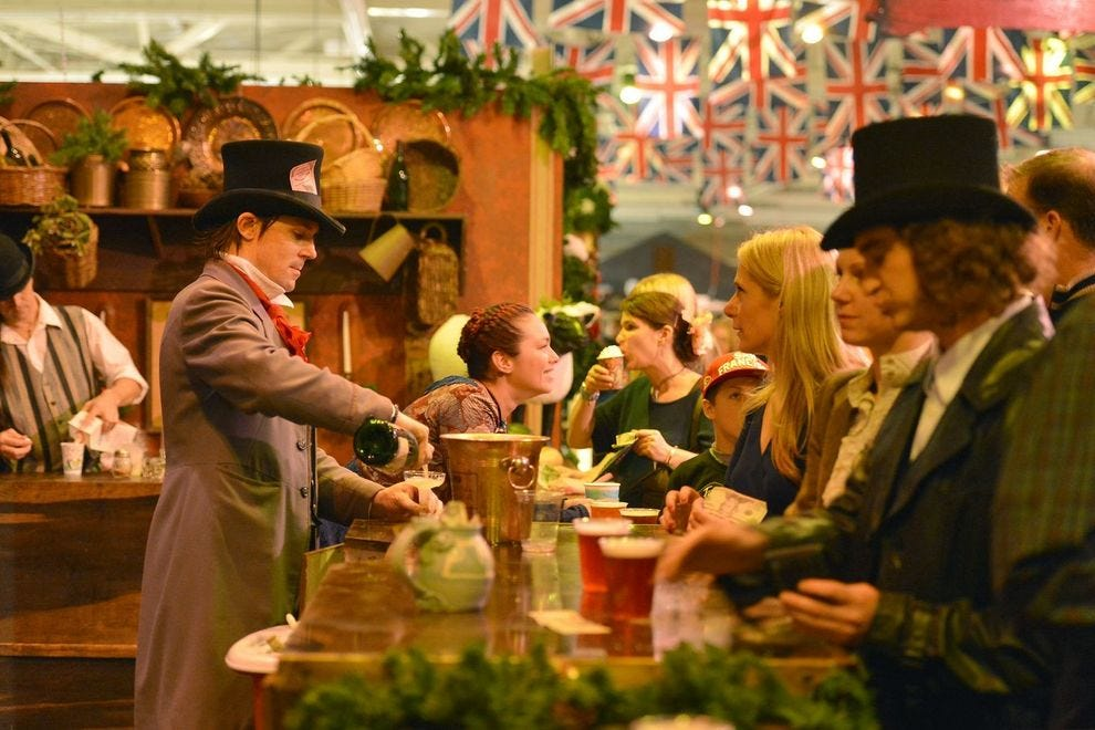 The Great Dickens Christmas Fair