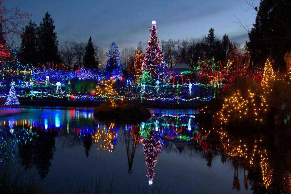 Best Public Holiday Lights Display Winners 2018 10best