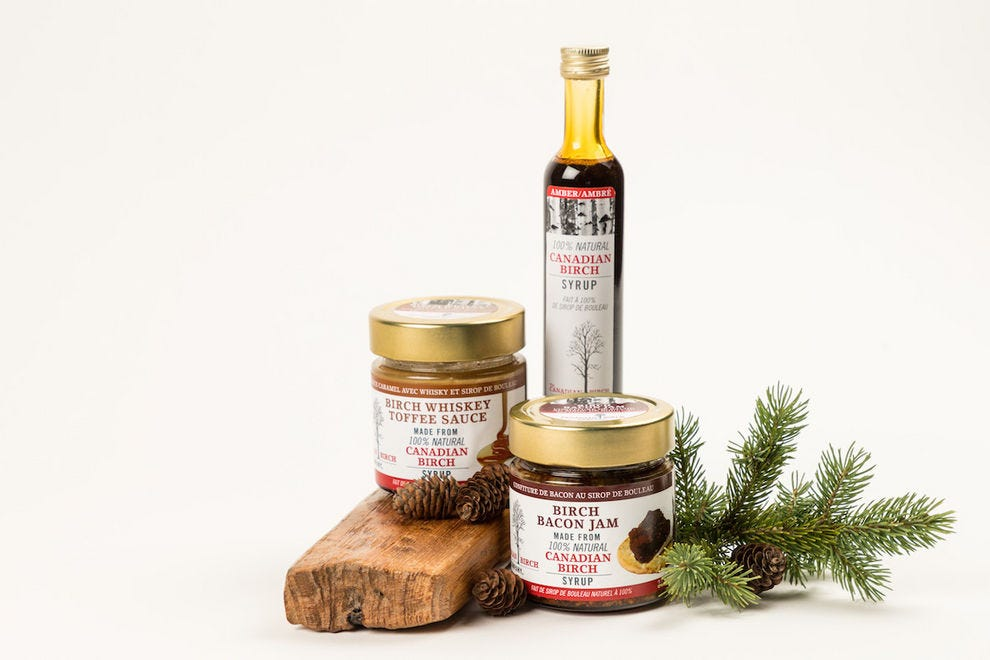 Feed your soul and your stomach with these treats from The Canadian Birch Company