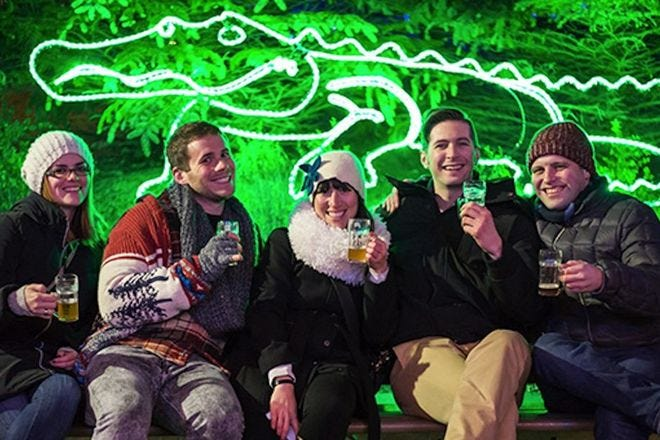 ZooLights and BrewLights