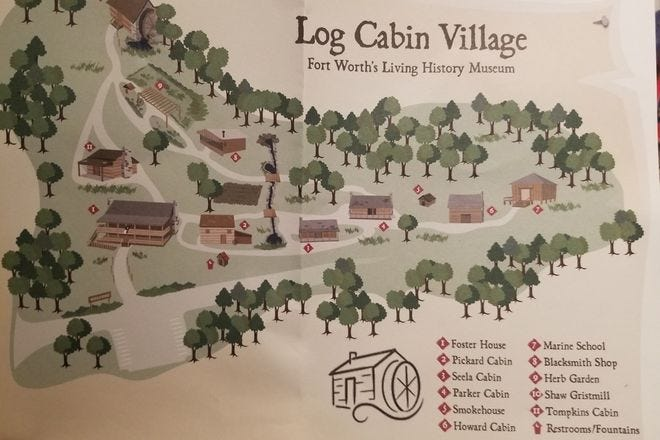 Log Cabin Village