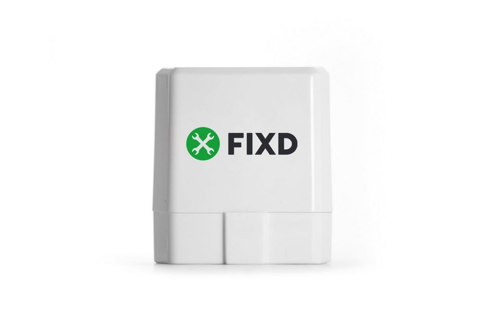 FIXD Sensor provides peace of mind on the road