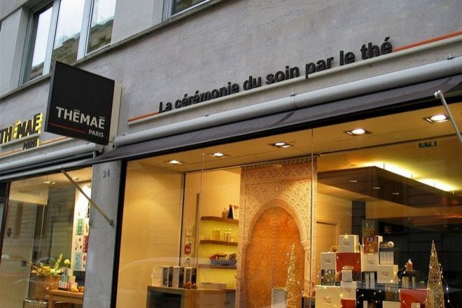 Spa Themae Paris