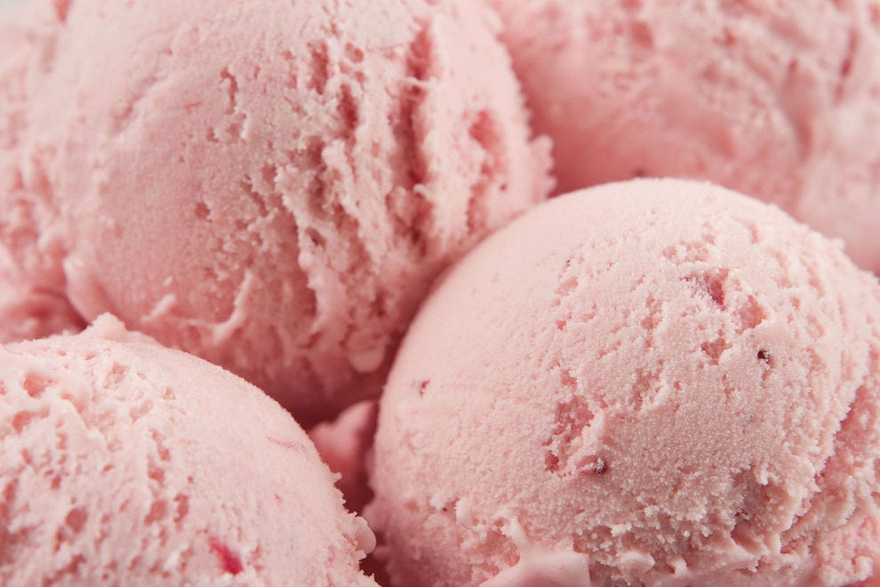 The long, strange tale of ice cream in America