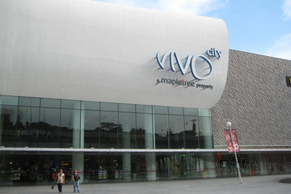 d607358e1 VivoCity  Singapore Shopping Review - 10Best Experts and Tourist Reviews