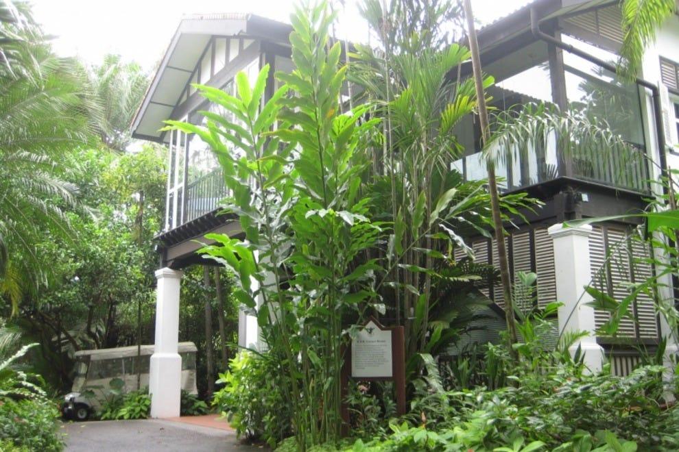 Singapore french food restaurants 10best restaurant reviews for Au jardin les amis menu