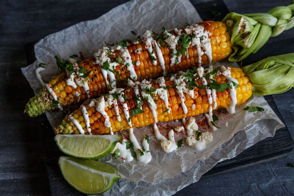 Make this Mexican street corn for the ultimate BBQ side