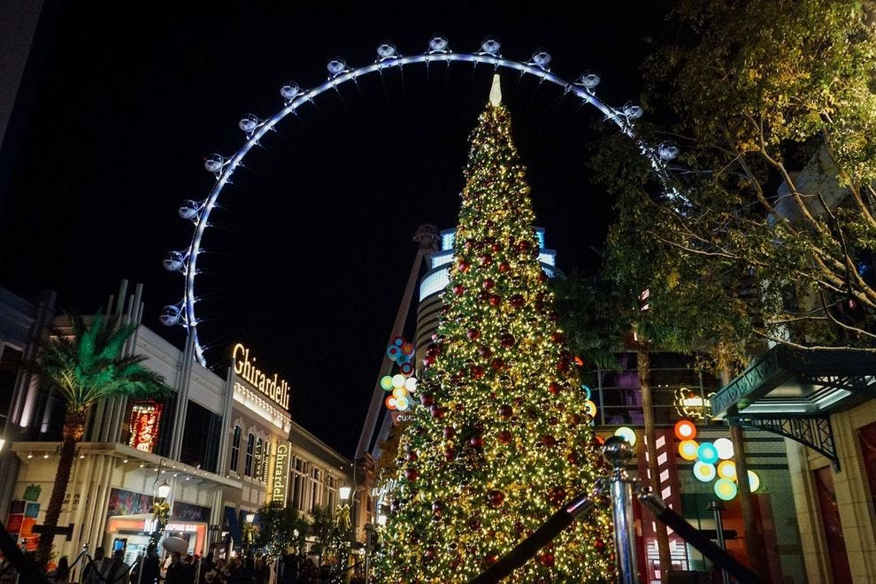 Holiday Attractions Attractions In Las Vegas