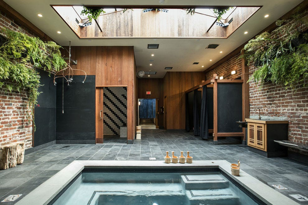 Eat, soak and relax at Onsen