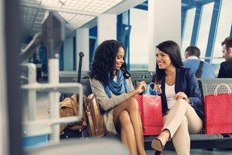 Vote for the Best Airport for Shopping!
