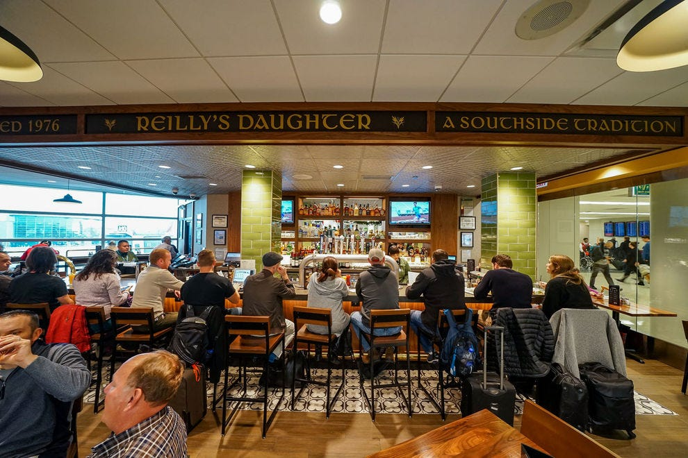 Reilly's Daughter Irish Pub