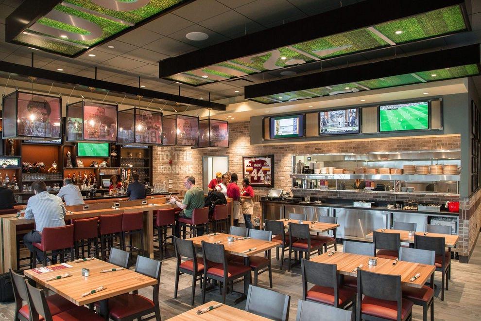 Best Airport Bar Restaurant Atmosphere Winners 2018