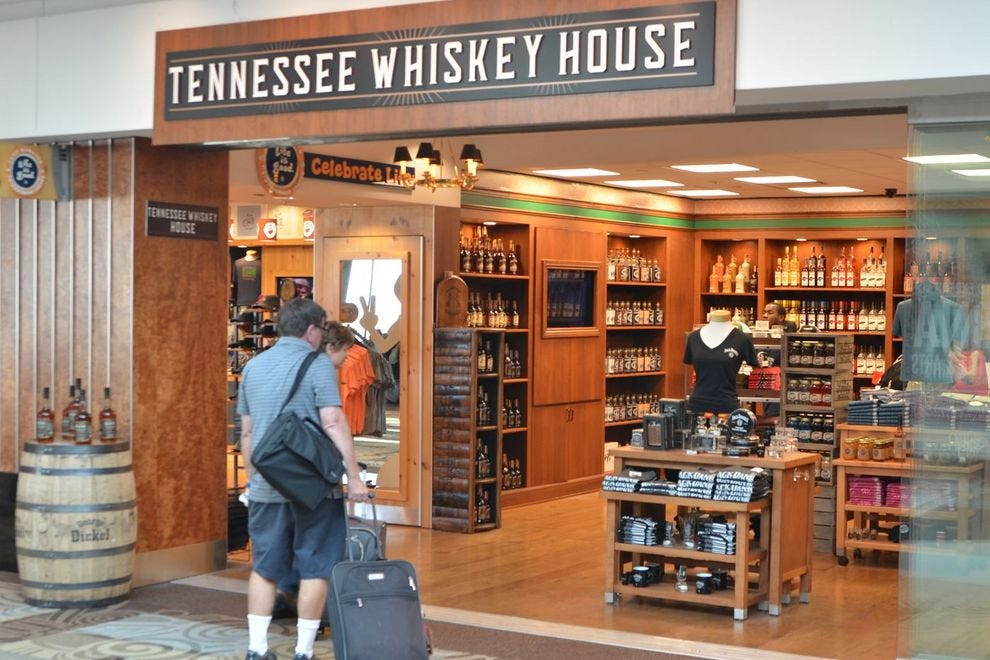 Tennessee Whiskey House