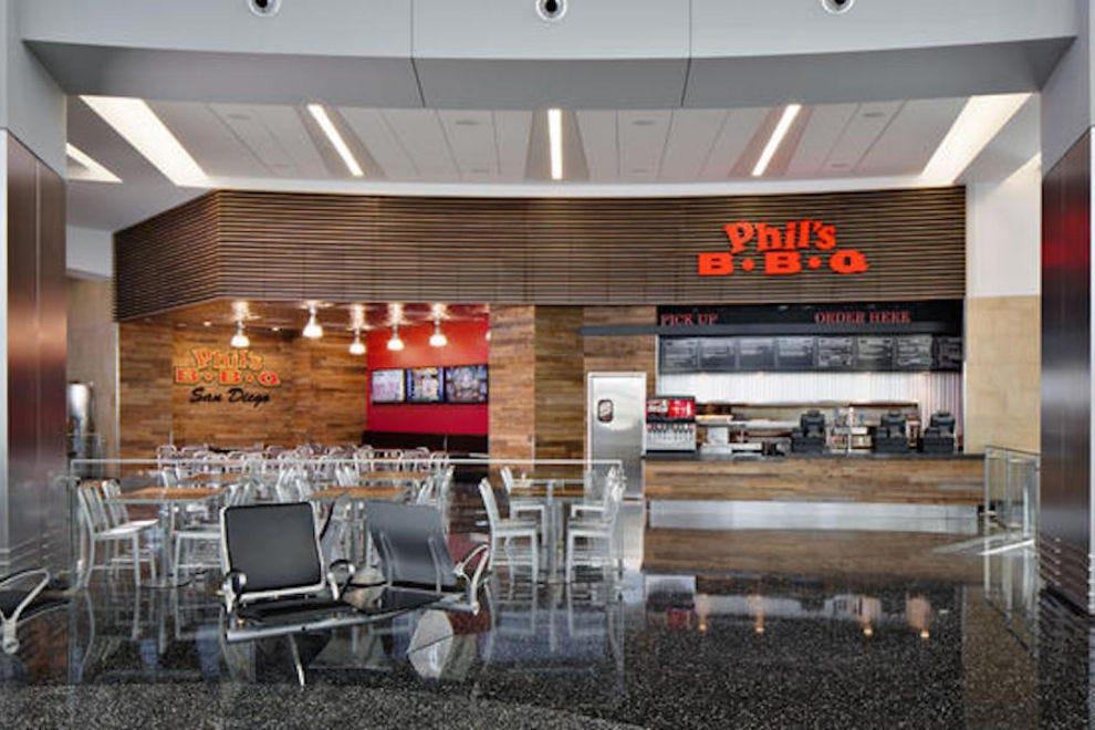 Best Airport Sitdown Dining Winners 2018 10best Readers