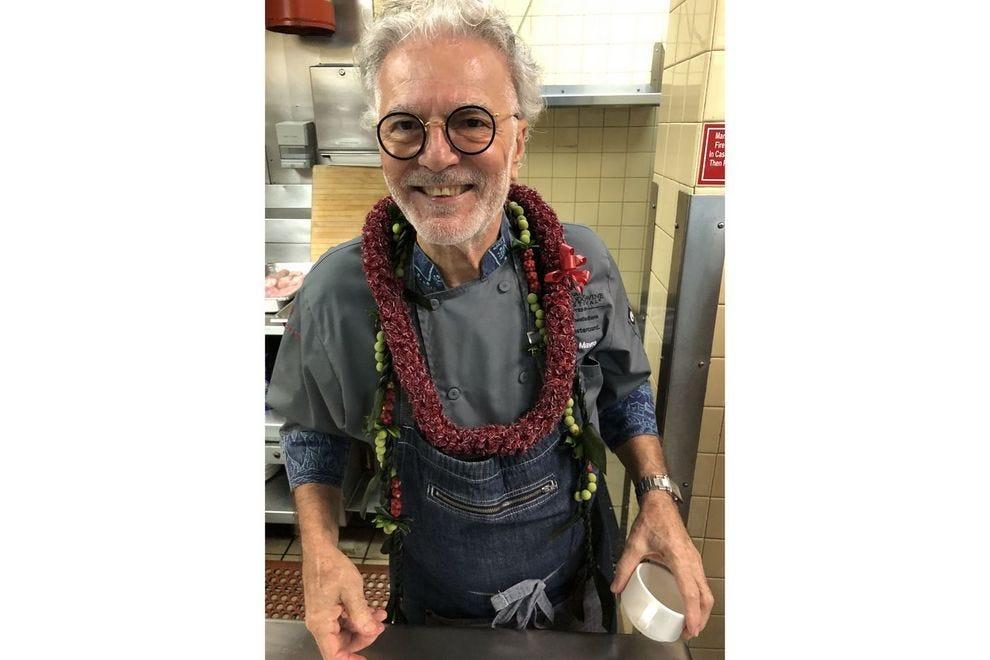 Chef George Mavrothalassitis