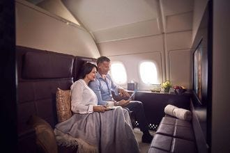 These are the best long-haul flights in the world