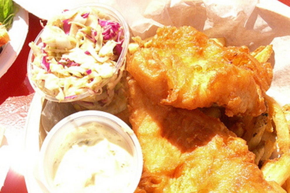 Go fish vancouver restaurants review 10best experts for Go fish restaurant