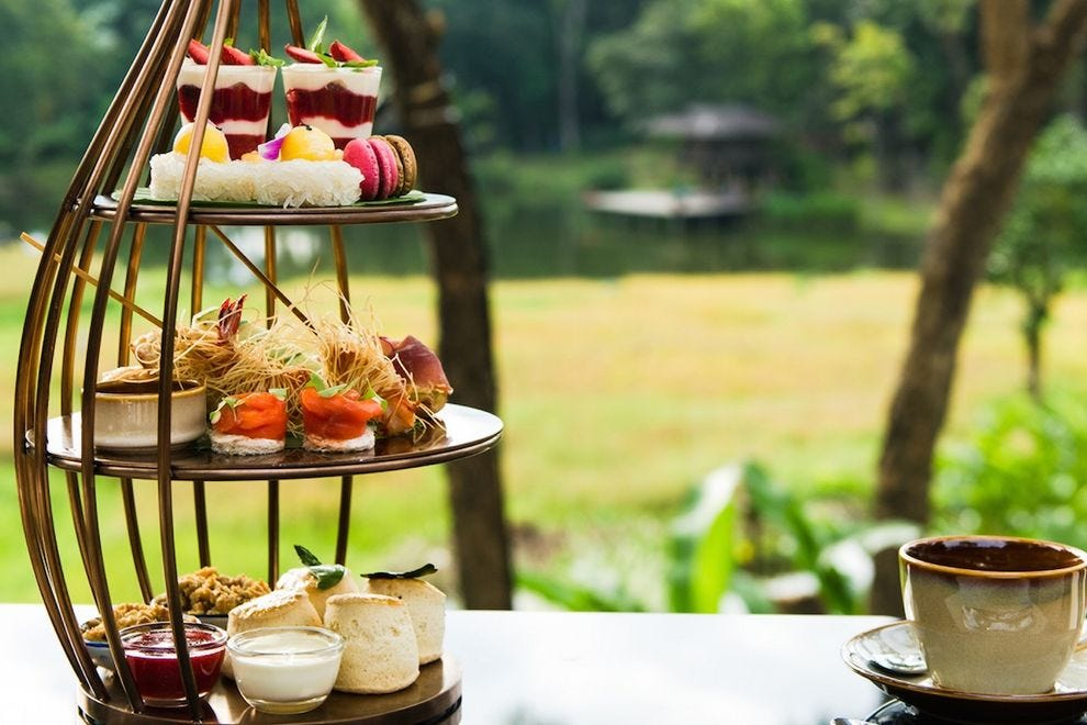Afternoon Tea is a beautiful tradition