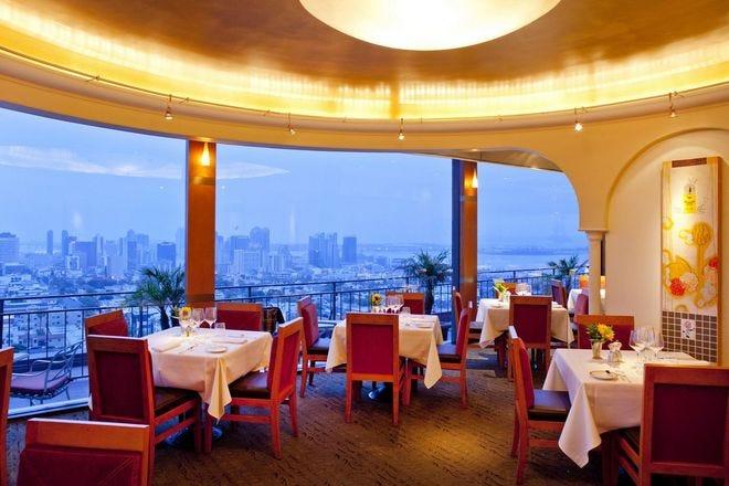 San Diego Romantic Dining Restaurants 10best Restaurant Reviews