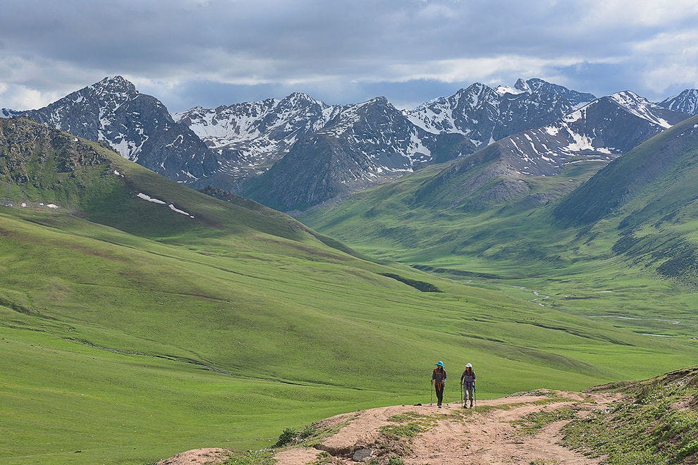 Why you should visit Kyrgyzstan, a Central Asian Switzerland