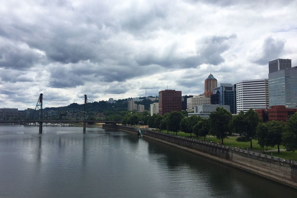 Portland Walking Tours
