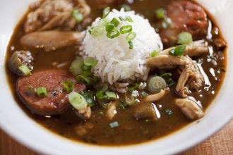 Vote for the Best Gumbo in Louisiana!