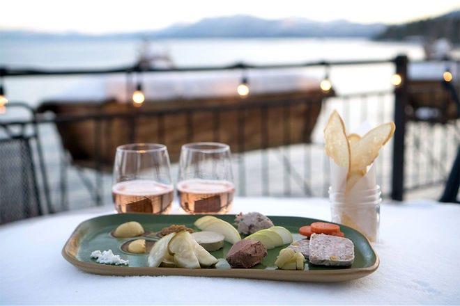 Romantic Dining in Tahoe