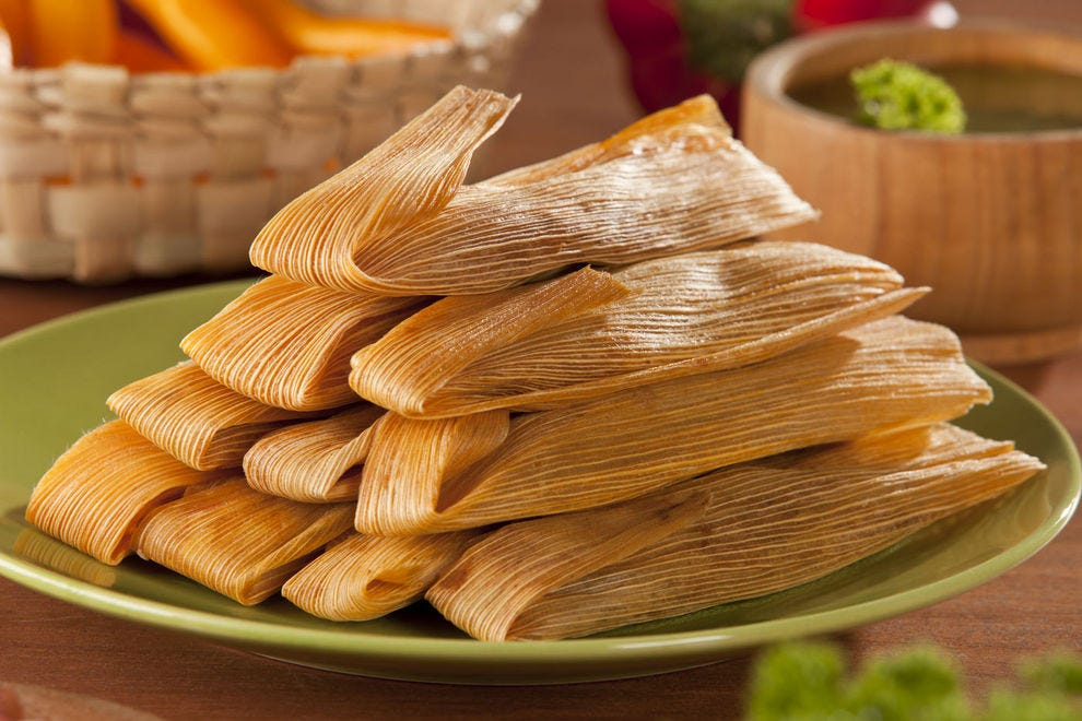 A trip to Mississippi wouldn't be complete without chowing down on some delta hot tamales