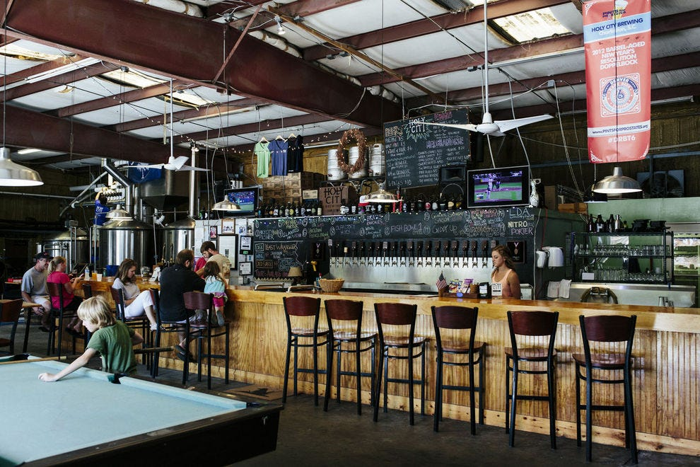 Where to sip on the best craft beer Charleston, S.C. has to offer
