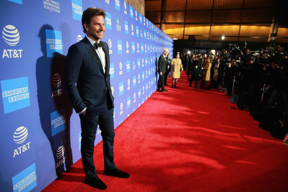 Bradley Cooper at the Palm Springs International Film Festival