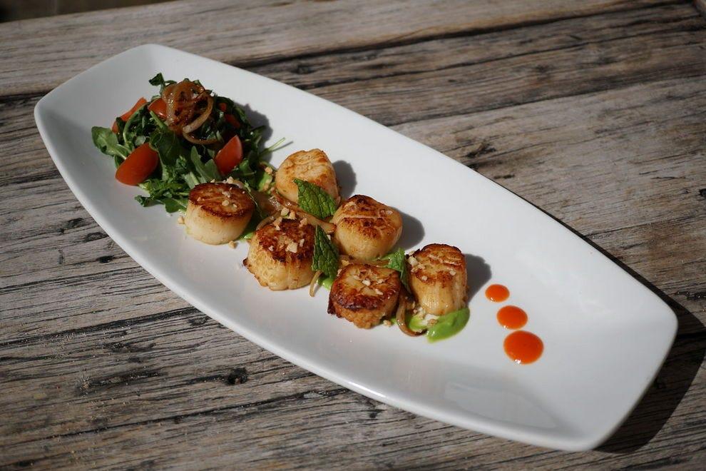Vegan scallops taste like the real thing