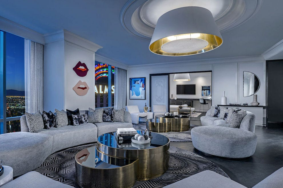 Make Good Choices Suite at Palms Casino Resort