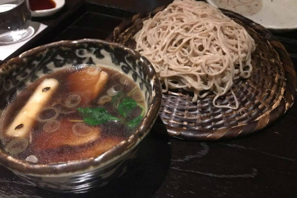 Tei-An Soba House and Sushi