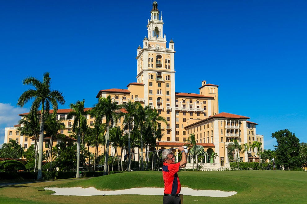 Biltmore Coral Gables Golf Course