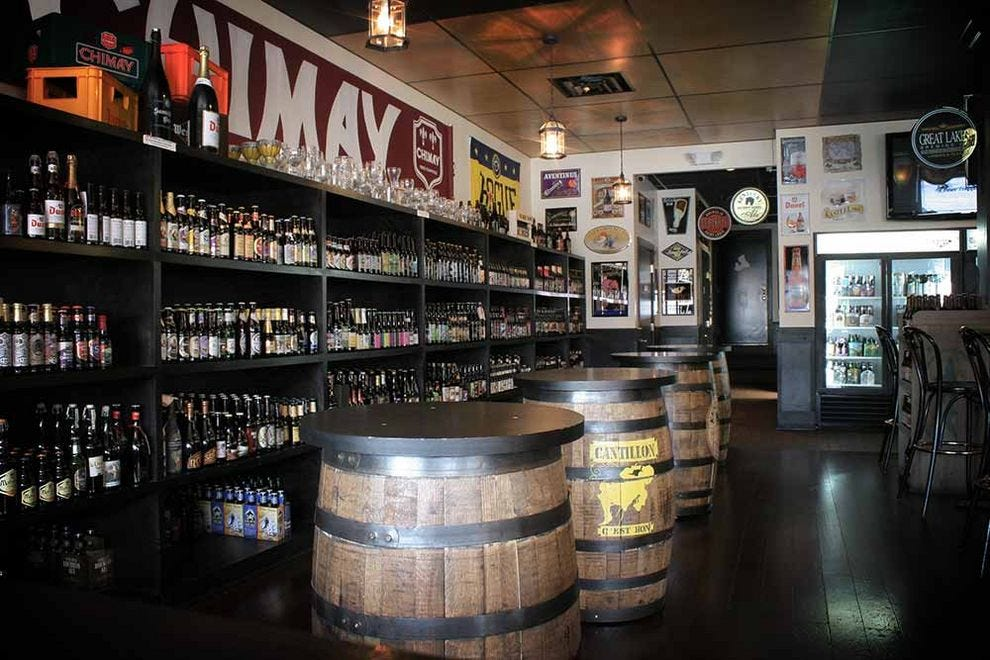 Lexington's The Beer Trappe sells more than 500 bottles of beer